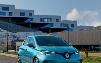 Ny Renault Zoe 2019