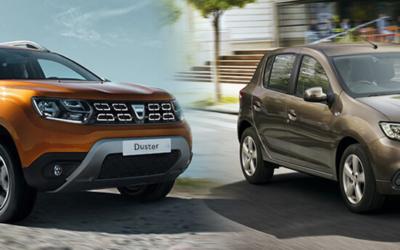 Ny Dacia Streetway modeller