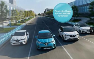 Renault E-tech –  Bilerne du kender med motoren du vil have